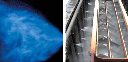 Detergenti di lavaggio per impianti automatizzati ad immersione o a spruzzo studiati per tutti i tipi di materiali dalle plastiche ai metalli